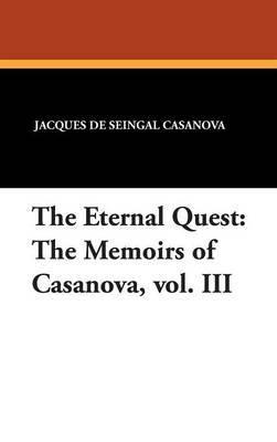 The Eternal Quest by Jacques De Seingal Casanova image