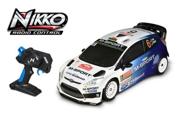 Nikko  R C - 1 16 Ford Fiesta RS WRC  1c9759eef2