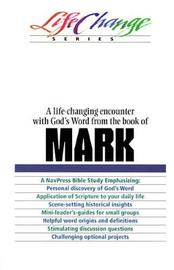 A Life-Changing Encounter with God's Word from the Book of Mark image