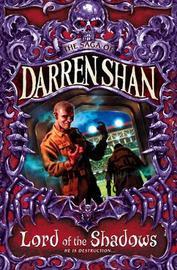 Lord of the Shadows (Saga of Darren Shan #11) by Darren Shan image