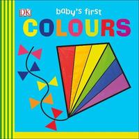 Baby's First Colours by DK