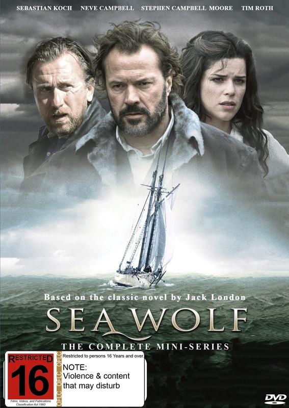 Sea Wolf on DVD