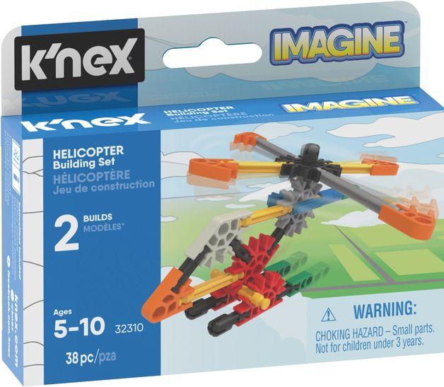 K'Nex: Imagine - Helicopter Micro Building Set (40pc)