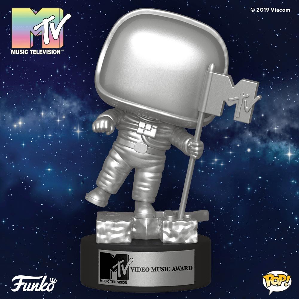 MTV: Moon Person - Pop Vinyl Figure image