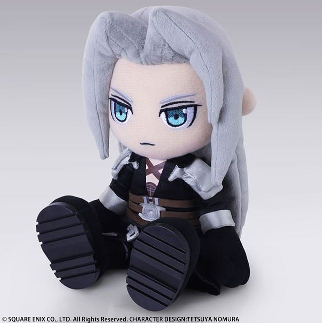 Final Fantasy VII: Sephiroth - Action Doll image