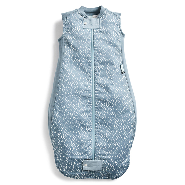 ErgoPouch: 1.0 TOG Sheeting Sleeping Bag - Pebble/2-12 months
