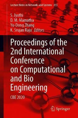 Proceedings of the 2nd International Conference on Computational and Bio Engineering