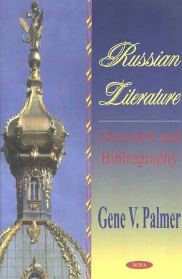 Russian Literature by Gene V. Palmer image