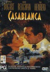 Casablanca on DVD