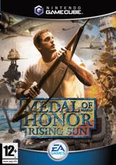 Medal of Honor: Rising Sun for GameCube