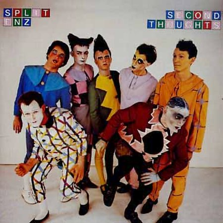 Second Thoughts by Split Enz image
