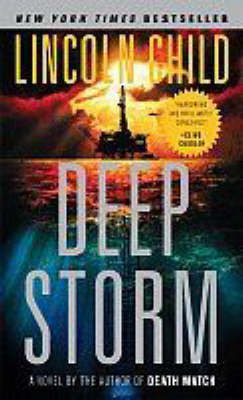 Dark Storm by Lincoln Child