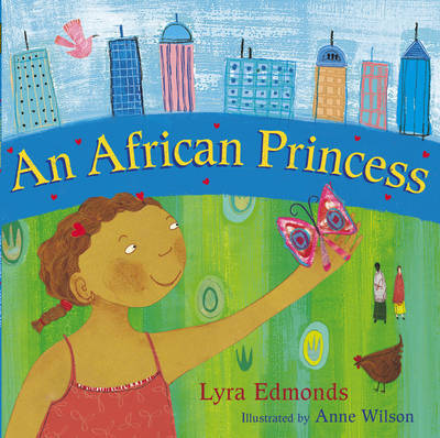 An African Princess by Lyra Edmonds