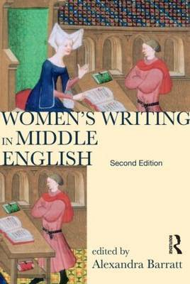 Women's Writing in Middle English by Alexandra Barratt image