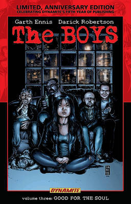 Boys: Volume 3 by Garth Ennis image