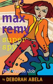 Max Remy Superspy 7 by Deborah Abela image