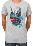 The Witcher 3 Into the Fire Premium T-Shirt (Medium)