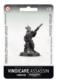 Warhammer 40,000 Officio Assassinorum: Vindicare Assassin