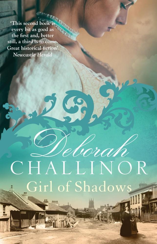 Girl of Shadows by Deborah Challinor image