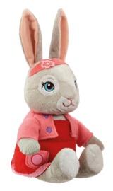 Peter Rabbit: Lily Bobtail Talking Plush