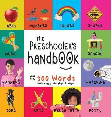 The Preschooler's Handbook by Dayna Martin image