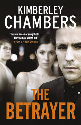 The Betrayer by Kimberley Chambers image