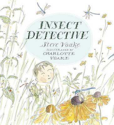Insect Detective by Steve Voake image