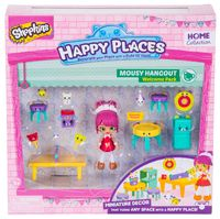 Shopkins: Happy Places - Season 2 Welcome Pack Mousy Hangout