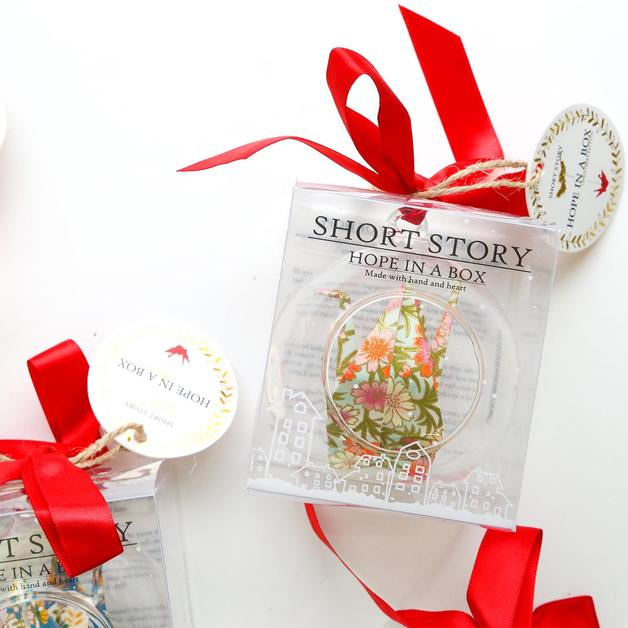 Short Story: Hope in a Box - Xmas Edition (Assorted Designs)