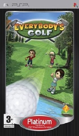Everybody's Golf (aka Hot Shots) for PSP image