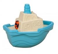 B.Mini Boat - Blue