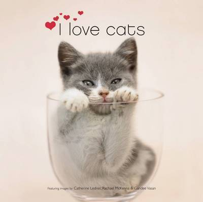 I Love Cats by Catherine Ledner image
