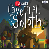 Catacombs: Cavern of Soloth - Third Edition image
