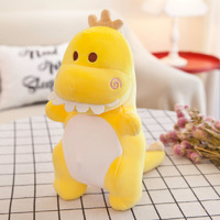 Gorilla: Dino Showing Teeth Plush - Yellow (60cm) image