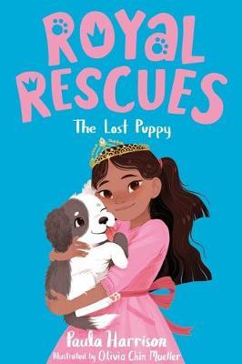 Royal Rescues #2: The Lost Puppy by Paula Harrison