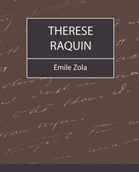 Therese Raquin by Zola Emile Zola image