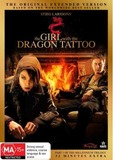 The Girl With The Dragon Tattoo - Extended Version on DVD