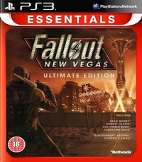 Fallout: New Vegas Ultimate Edition (PS3 Essentials) for PS3