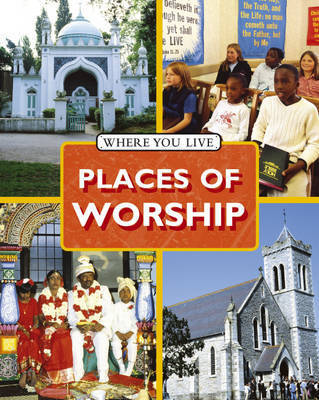 Places of Worship by Ruth Nason