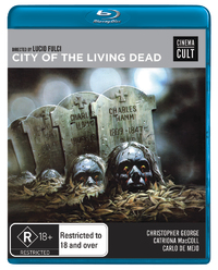 City of the Living Dead on Blu-ray