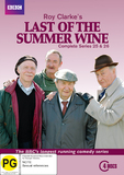 Last of the Summer Wine - Series 25 & 26 DVD