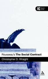 "Rousseau's ""The Social Contract"" by Christopher D. Wraight image"