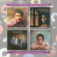 Amazing Love / Country Feelin / Pride Of Amercia / Charley by Charley Pride