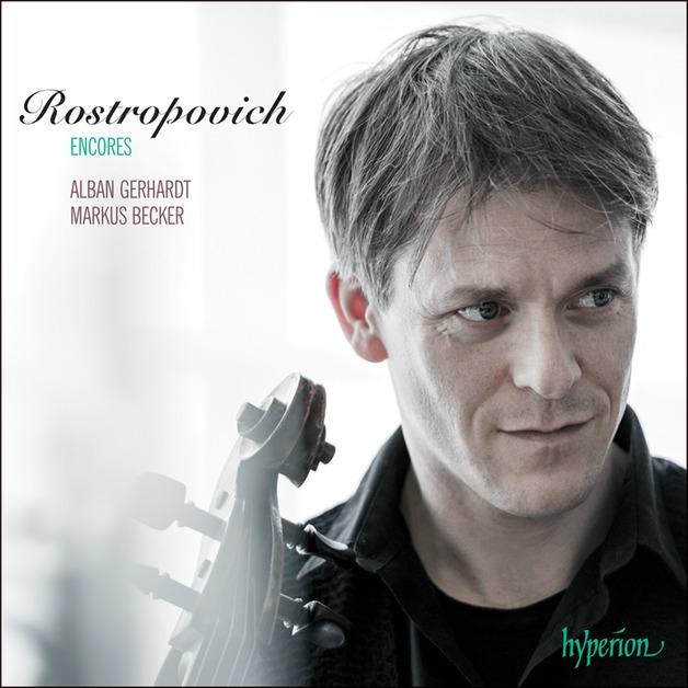 Rostropovich Encores by Alban Gerhardt