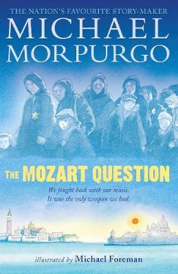 The Mozart Question by Michael Morpurgo image