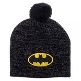 Batman Metallic Lurex Pom Beanie