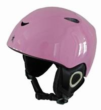 Alpine Star: Glossy Pink H02 Kids Helmet (Medium/Large)