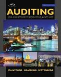 Auditing: A Risk Based-Approach to Conducting a Quality Audit (with ACL CD) by Karla Johnstone