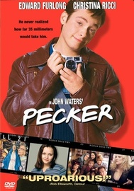 Pecker on DVD image