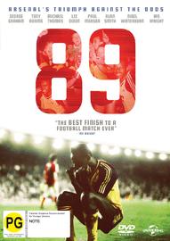89 on DVD